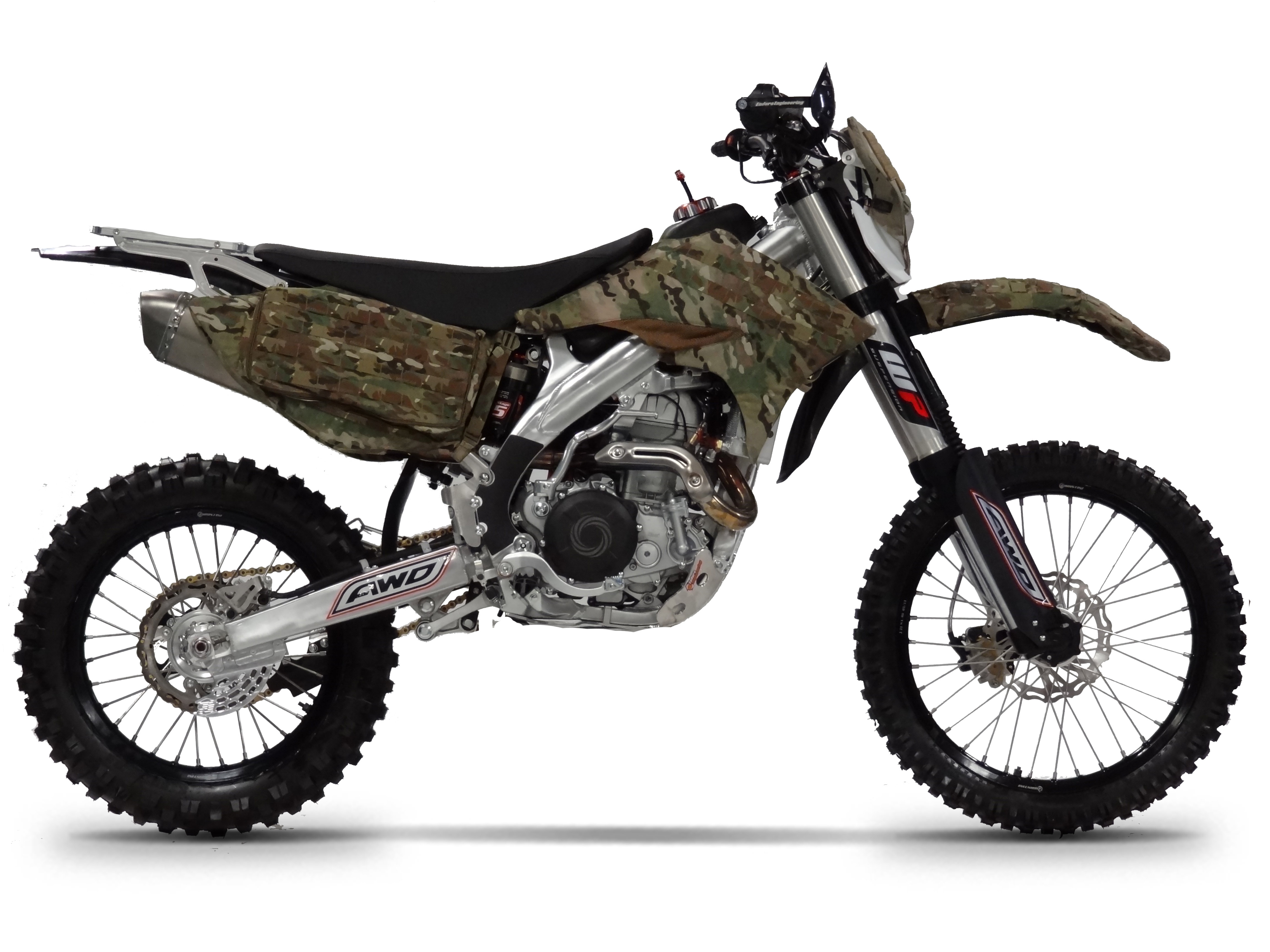 Military Motorcycles – Top Speed