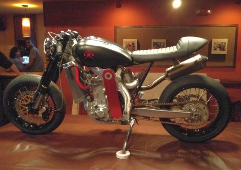 CHRISTINI Cafe' Racer 1