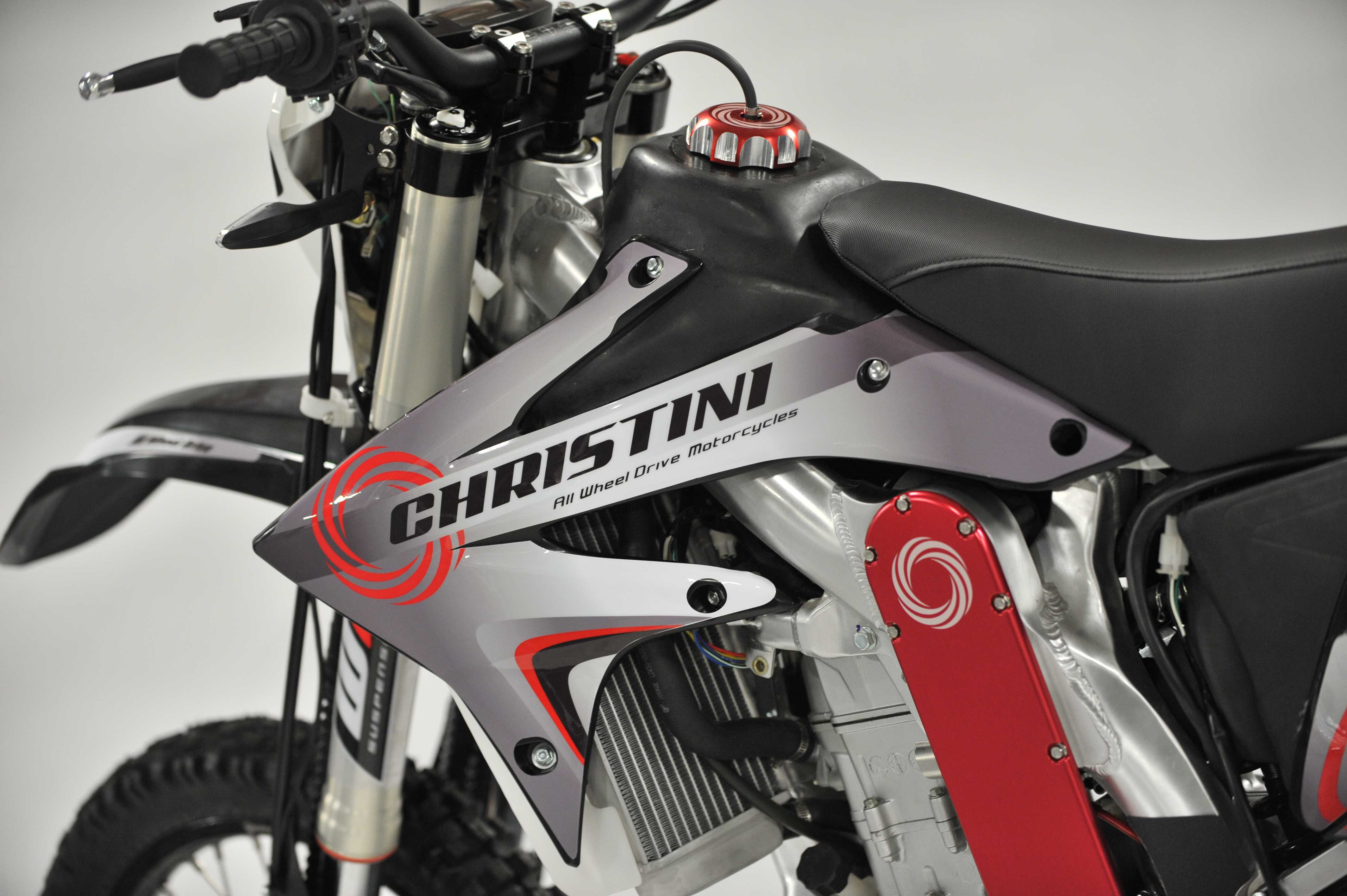 Christini AWD 450 Explorer - Christini All Wheel Drive