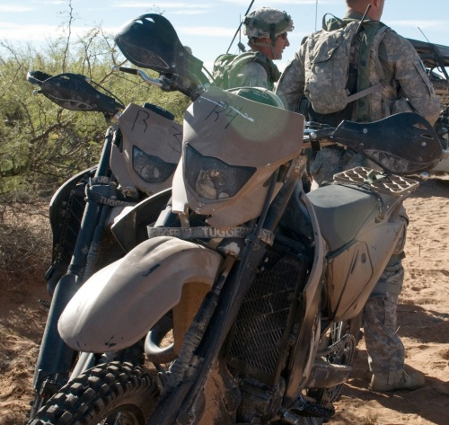 Cheap Military Surplus >> CHRISTINI AWD Military - Christini All Wheel Drive Motorcycles